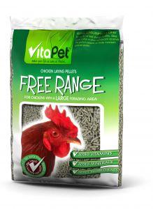 free range mix