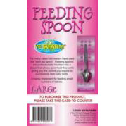 Vetafarm Hand Rearing Spoon