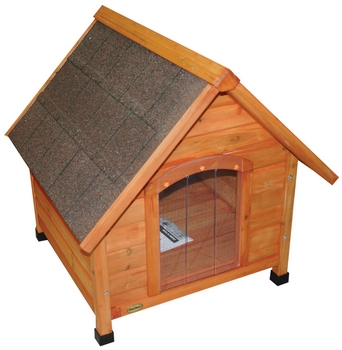 Pet One Wooden Chalet Dog Kennel