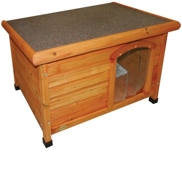 Pet One Wooden Bavarian Dog Kennel