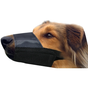 Pet One  Nylon Dog Muzzle