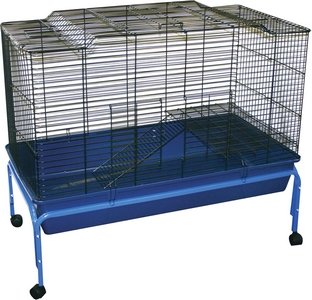 Rabbit Guinea Pig Cage and Stand