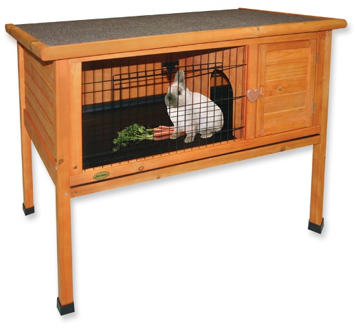 Rabbit Hutch Wooden (S) 86Wx45Dx705H cm