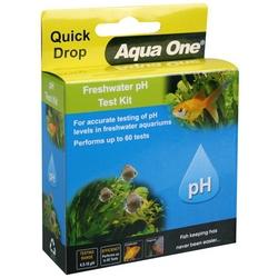 Aqua One Freshwater PH Test Kit
