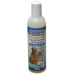 Fido's Senior Pet Shampoo 250ml