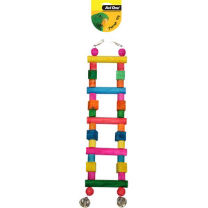 Block Ladder with Bell Large