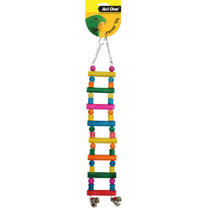 Block Ladder with Bell Small