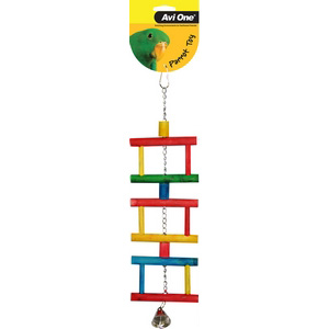 Multilevel Swing on Chain with Bell