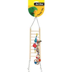 Swinging Bridge with Toys