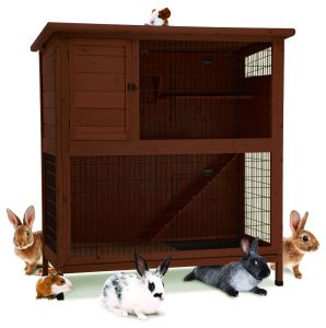Masterpet Hi Rise Two Storey Hutch