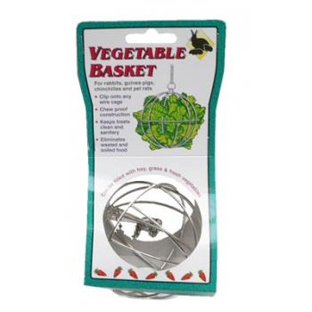 Metal Vegetable Basket 8cm